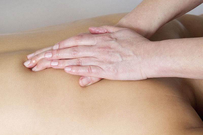 Massage van de rug (3) - Senang