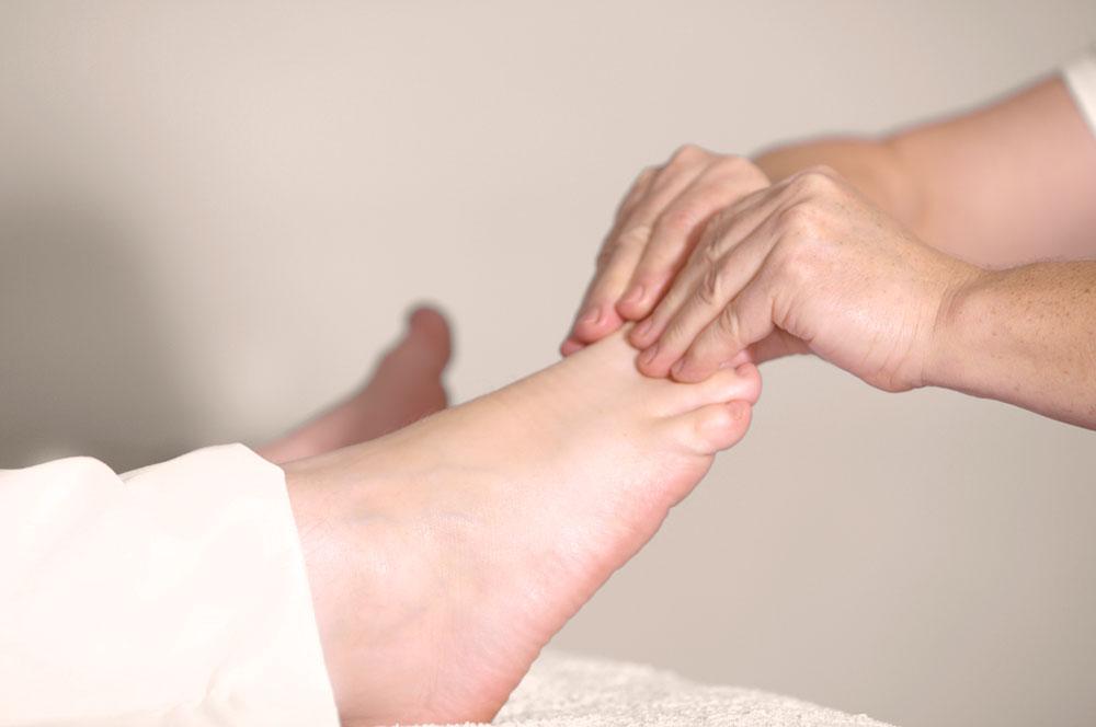Voetmassage - Senang